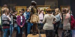 Contemplating Degas