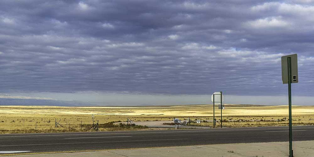 North to Santa Fe