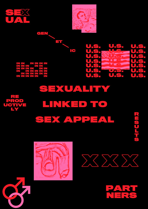 SEXUALITY LINKED TO SEX APPEAL