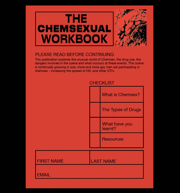 THE CHEMSEXUAL WORKBOOK