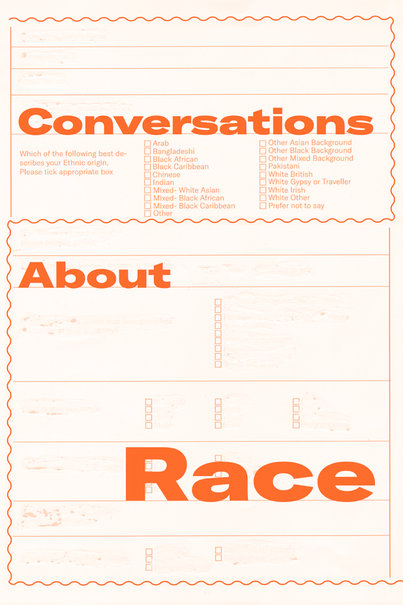 CONVERSATIONS ABOUT RACE