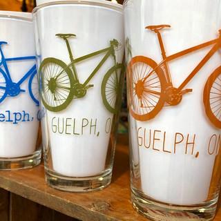 Guelph Pint Glasses