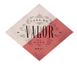 Casa de Valor Brut Label