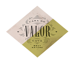 Casa de Valor Brut Nature Label