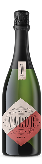 Bottled Brut Cava