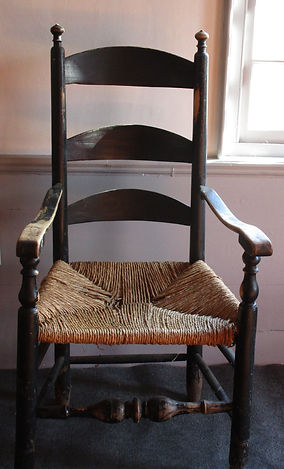 18th Century Buddington Chair.JPG