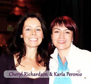 Karla & Cheryl Richardson