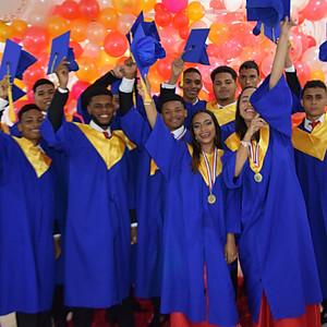 Graduacion Colegio Fe y Esperanza