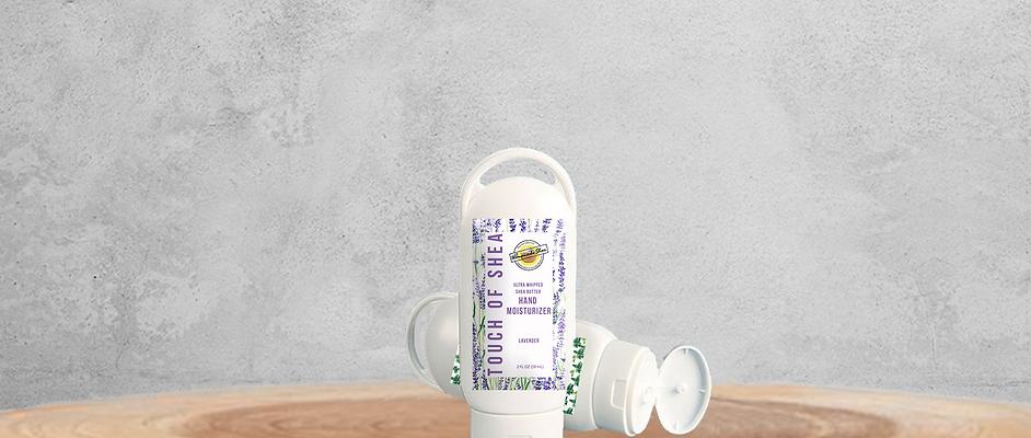 Touch of Shea - Hand Moisturizer + Sanitizer Bundle