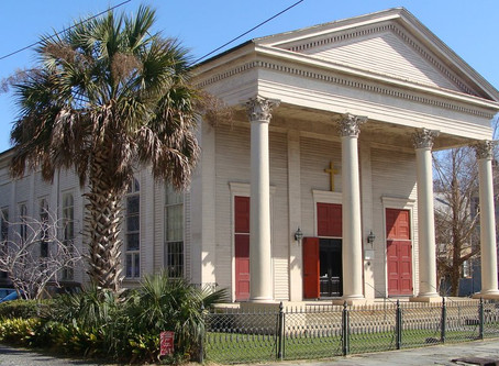 In The Know About Saint Mark's Episcopal Church, Charleston