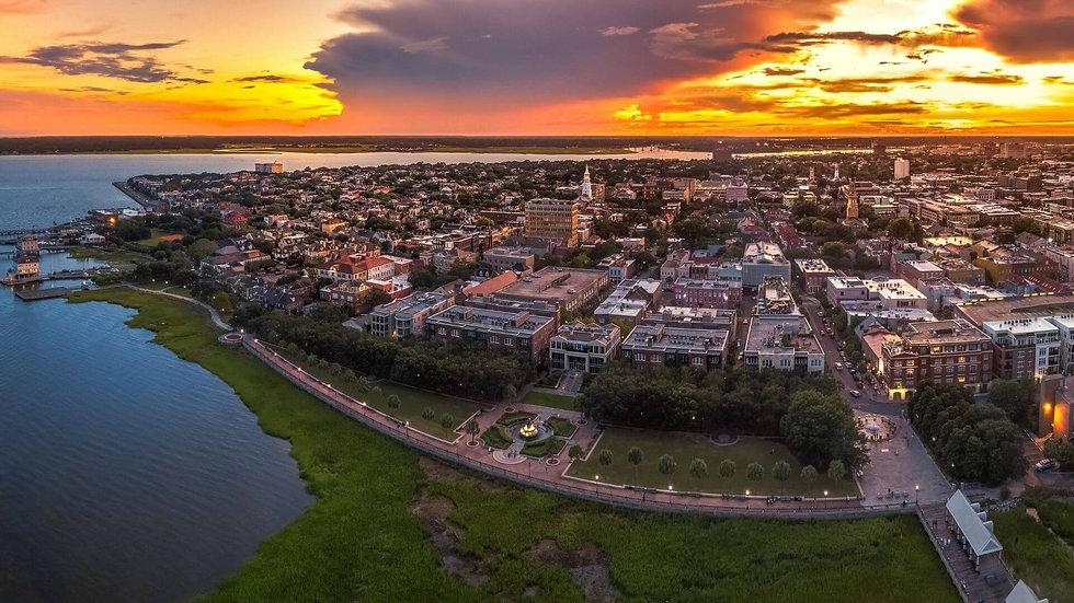 Charleston Commercial Concrete Contracto