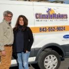 Christina & John Sison Owners of Climate
