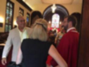 Inclusive Episcopal Church in Charleston