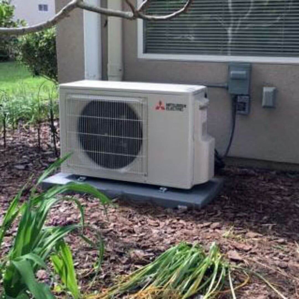 Charleston Ductless Mini-Split Systems
