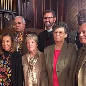 2019 Vestry Annual Meeting