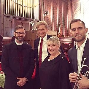 Organ Dedication Featuring Deux Voix