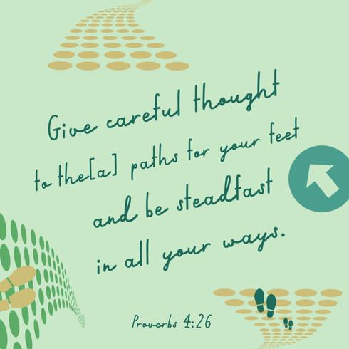 Proverbs 4:26
