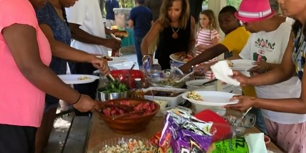 Annual Holy Eucharist and Church Picnic