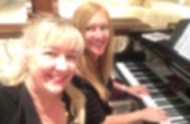 Private Piano Teache in Charleston SC, Loretta Haskell