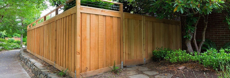 Wood Fencing Installation Charleston SC.