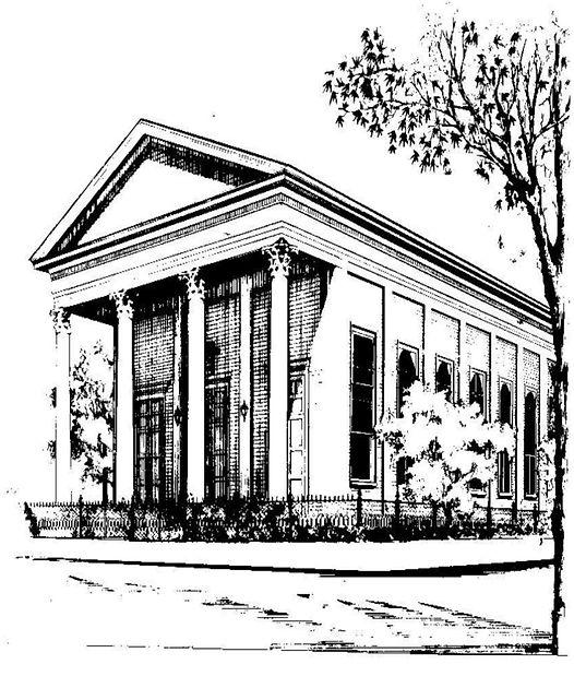 Sait Mark's Episcopal Church Charleston