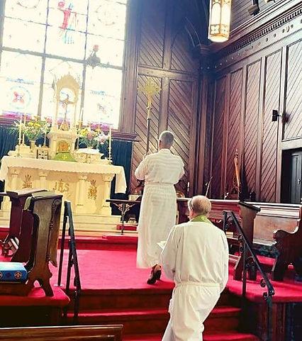 Saint Mark's Episcopal Church Charleston SC