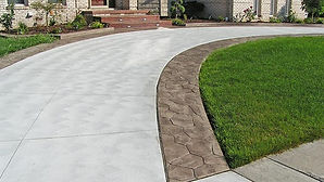 stamped-concrete-driveway-contractors-ch