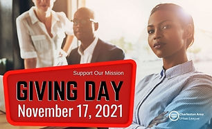Charleston Area Urban League Annual Giving Day