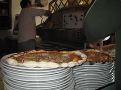 Pizza at La Grange