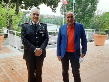 FAREAMBIENTE accordo con l'Arma dei Carabinieri
