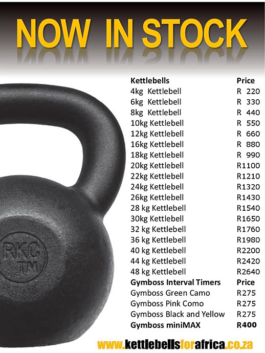 Buy kettlebells crossfit hardstyle kettlebells in durban for 16kg dragon door military grade rkc kettlebell