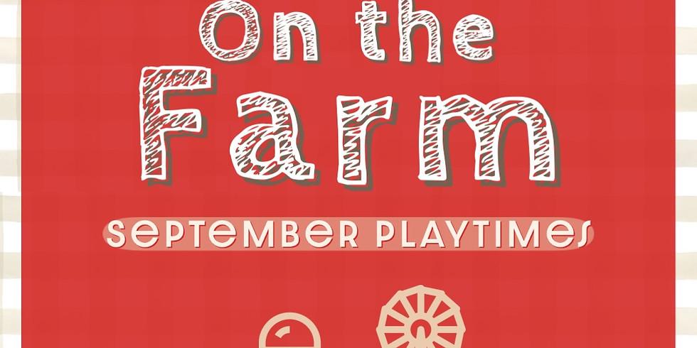 September 28 Playtime