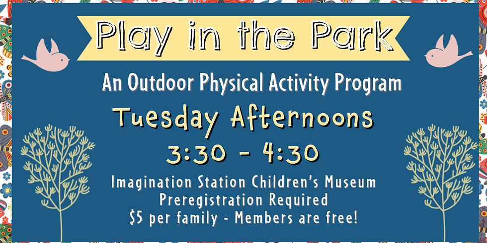 Play in the Park 9/7