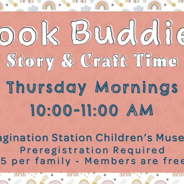 Book Buddies - 10/28