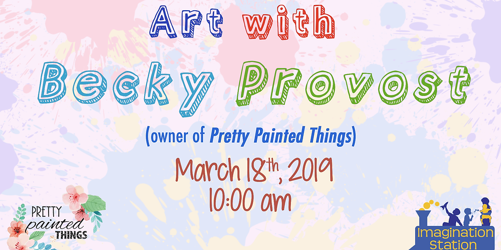 Art with Becky Provost