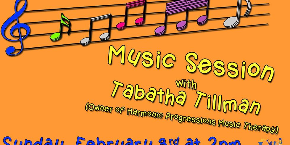 Music Session with Tabatha Tillman