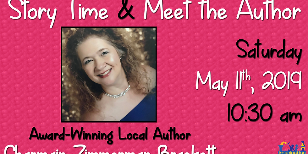 Story Time & Meet the Author