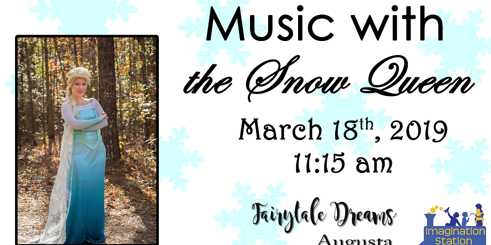 Music with the Snow Queen
