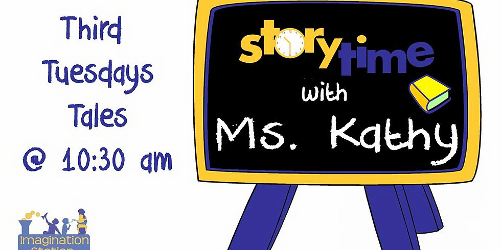 Storytime with Ms. Kathy!