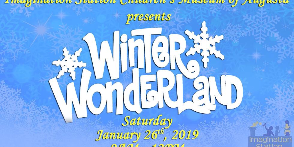 Winter Wonderland/New Playground Opening
