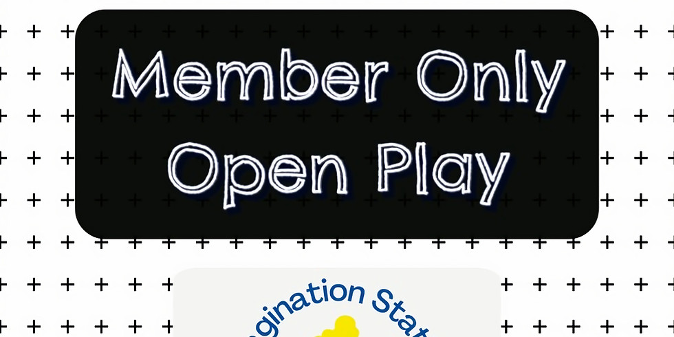 Sept. 9th 1:00 Members Only Open Play