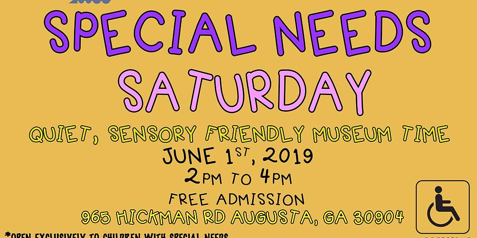Special Needs Saturday