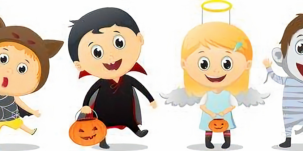 Halloween Service Project for Alzheimers Care Center