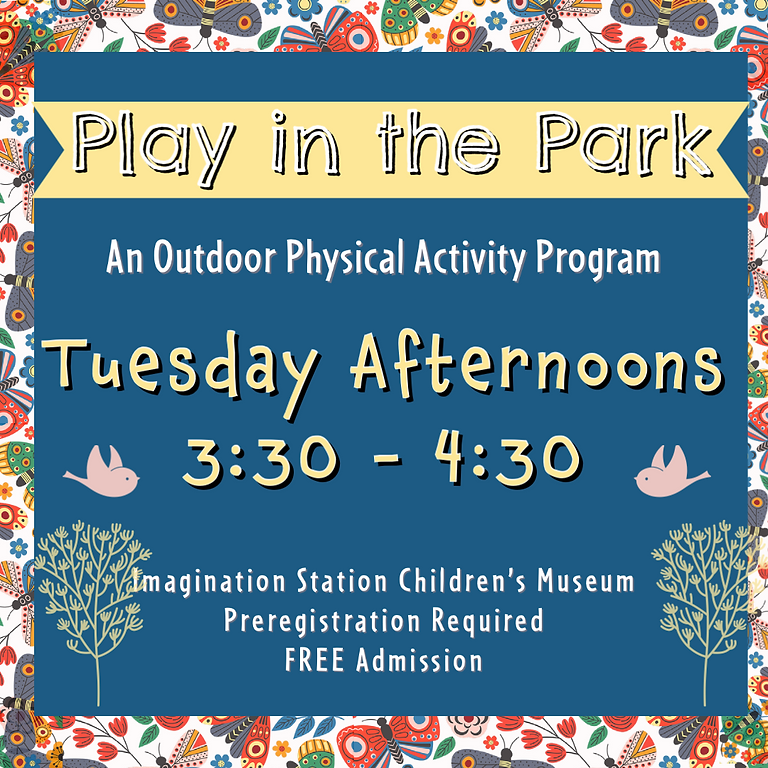 Play in the Park 10/26