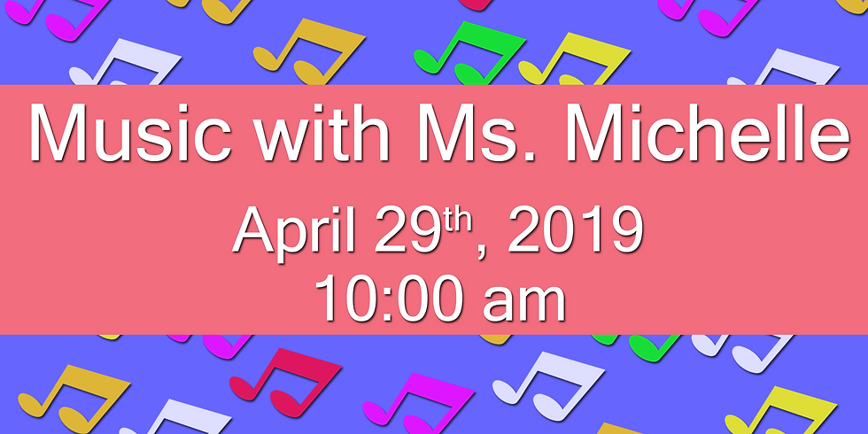 Music with Ms. Michelle
