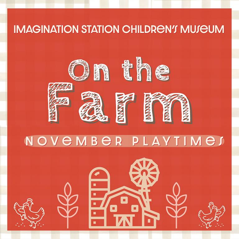 November 2nd Open Playtime