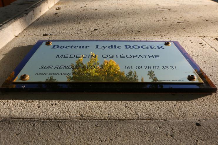 Docteur Lydie Roger
