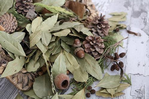 Luxury Pot Pourri, Woodland Fragrance