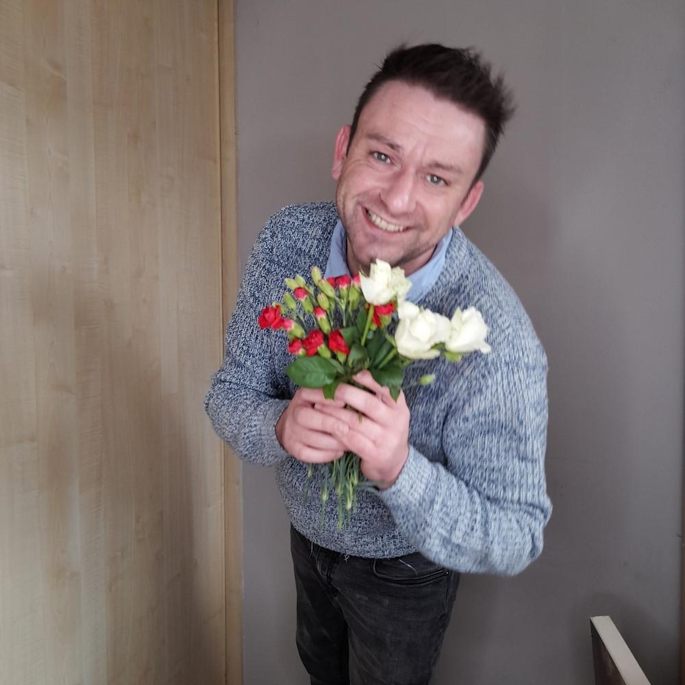 Welsh Florist Peter Thomas
