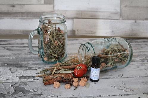 Pot Pourri Refresher Oil, Pumpkin Butter Fragrance